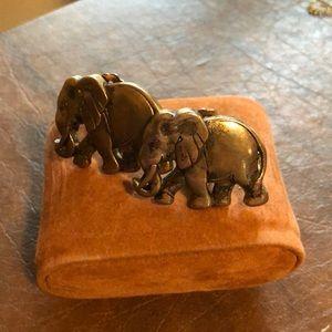 Vintaged Republican earrings